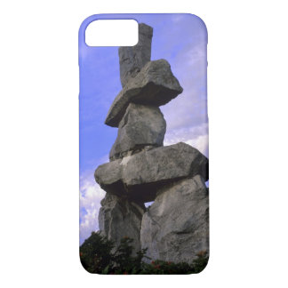 Inukshuk, Northwest Territories, Canada iPhone 7 Case