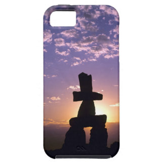 Inukshuk Northwest Territories, Canada iPhone SE/5/5s Case