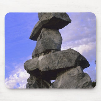 Inukshuk, Northwest Territories, Canada Mouse Pad