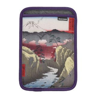 Inume Pass in Kai Province. Sleeve For iPad Mini