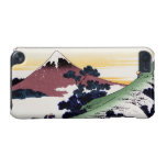 Inume pass in the Kai province Katsushika Hokusai iPod Touch (5th Generation) Cases