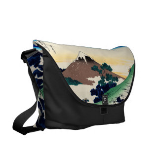 Inume pass in the Kai province Courier Bags