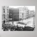Inundación de Cincinnati: 1910 Posters
