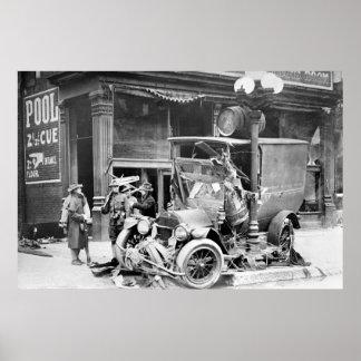 Inundación de Dayton: 1910 Póster