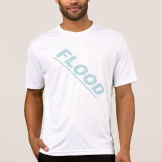 Inundación de DDOS - cortar la camiseta Remera