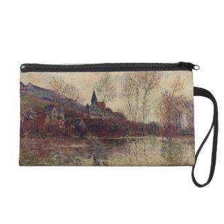 Inundaciones en Giverny, 1886 (aceite en lona)