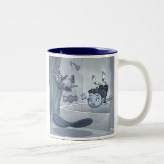 Inundando taza de la casa
