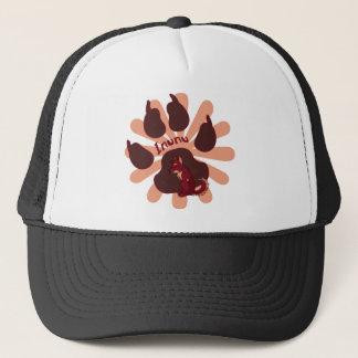 Inunu's Pawprint Hat
