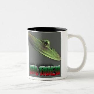 INVADED Mug