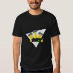 Invaded! triangle shirt