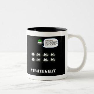 Invader Strategery Mug