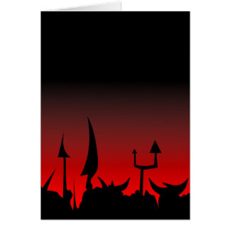 Invading Army Stationery Note Card