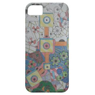 invading iPhone SE/5/5s case