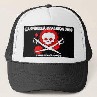 Invasion 09 trucker hat