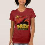 Invasión 2009 del dinosaurio de Rex del Camisetas