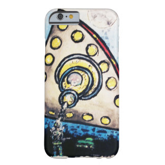 Invasion at area51 - iPhone6 case Barely There iPhone 6 Case
