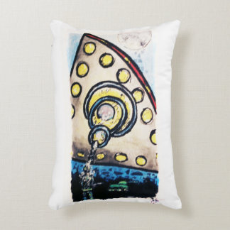Invasion at area51 - pillow