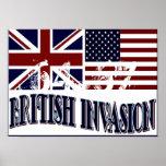 INVASIÓN BRITÁNICA IMPRESIONES