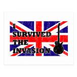 Invasión británica postal