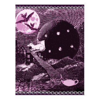 Invasión de la rata tarjeta postal