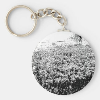 Invasión de los Wildflowers Llavero Redondo Tipo Pin