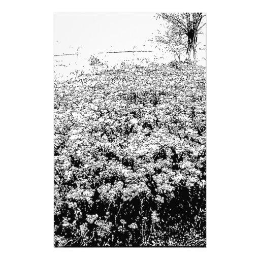 Invasión de los Wildflowers Papelería