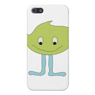 Invasión de Monstruos =) iPhone 5 Cárcasa