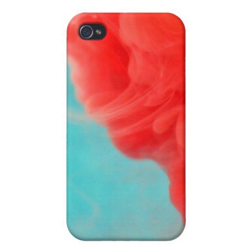Invasión del color iPhone 4 cárcasas