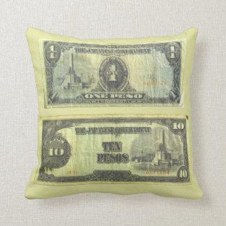 Invasion Money ~ Pillow
