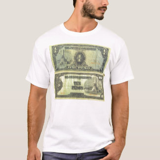 Invasion Money ~ T shirt