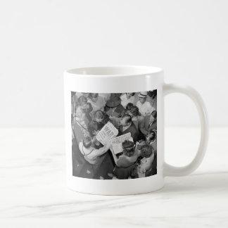 Invasion of Poland, 1939 Classic White Coffee Mug