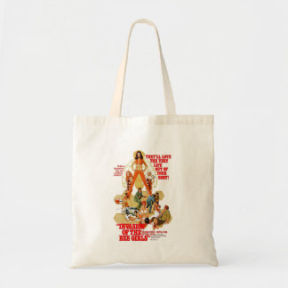 Invasion of the Bee Girls Bag
