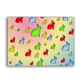 Invasion of the Jelly Bunnies Envelopes