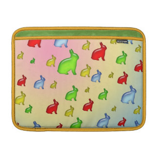 Invasion of the Jelly Bunnies MacBook Air Sleeve