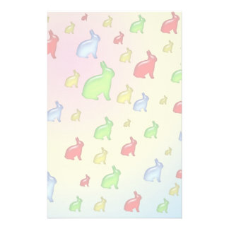 Invasion of the Jelly Bunnies Custom Stationery