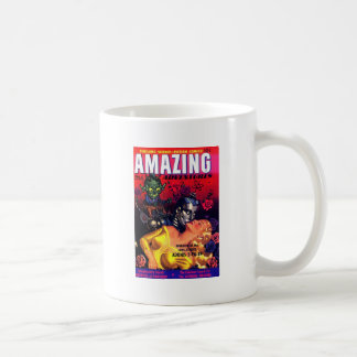 Invasion of the Love Robots Coffee Mug