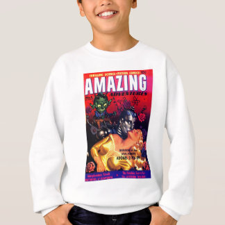 Invasion of the Love Robots Sweatshirt