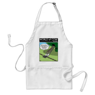 Invasion of the Milk Squirters Adult Apron