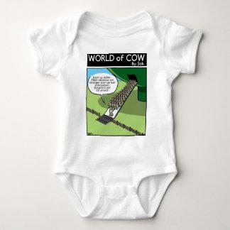 Invasion of the Milk Squirters Baby Bodysuit