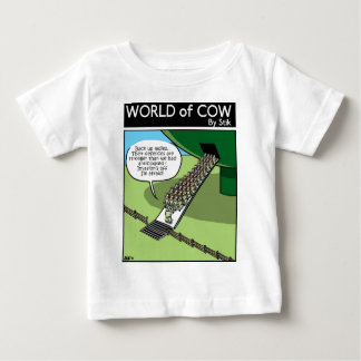Invasion of the Milk Squirters Baby T-Shirt
