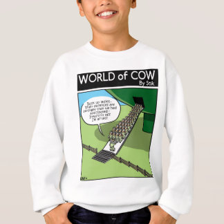 Invasion of the Milk Squirters Sweatshirt