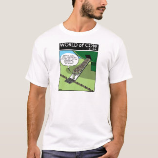 Invasion of the Milk Squirters T-Shirt