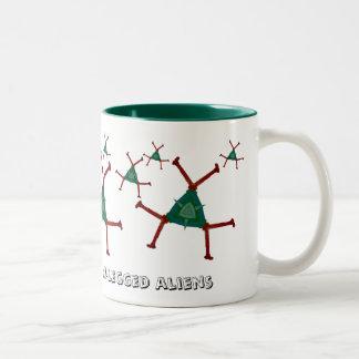 Invasion of the six-legged aliens | Mug