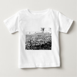 Invasion of the Wildflowers Baby T-Shirt
