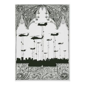 Invasion Print