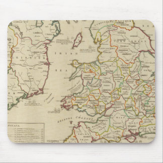 Invasions England, Ireland Mouse Pad