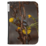 Invasive Flower Cases For Kindle