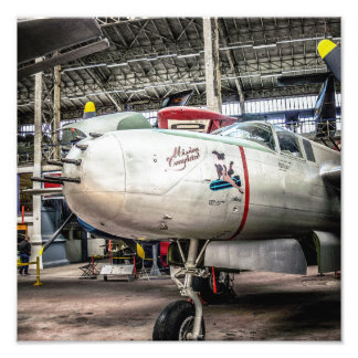 Invasor de Douglas A-26 Fotografía