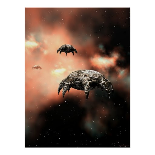 Invasores Poster