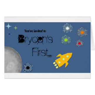 invatations, you're invited... - Customized Stationery Note Card